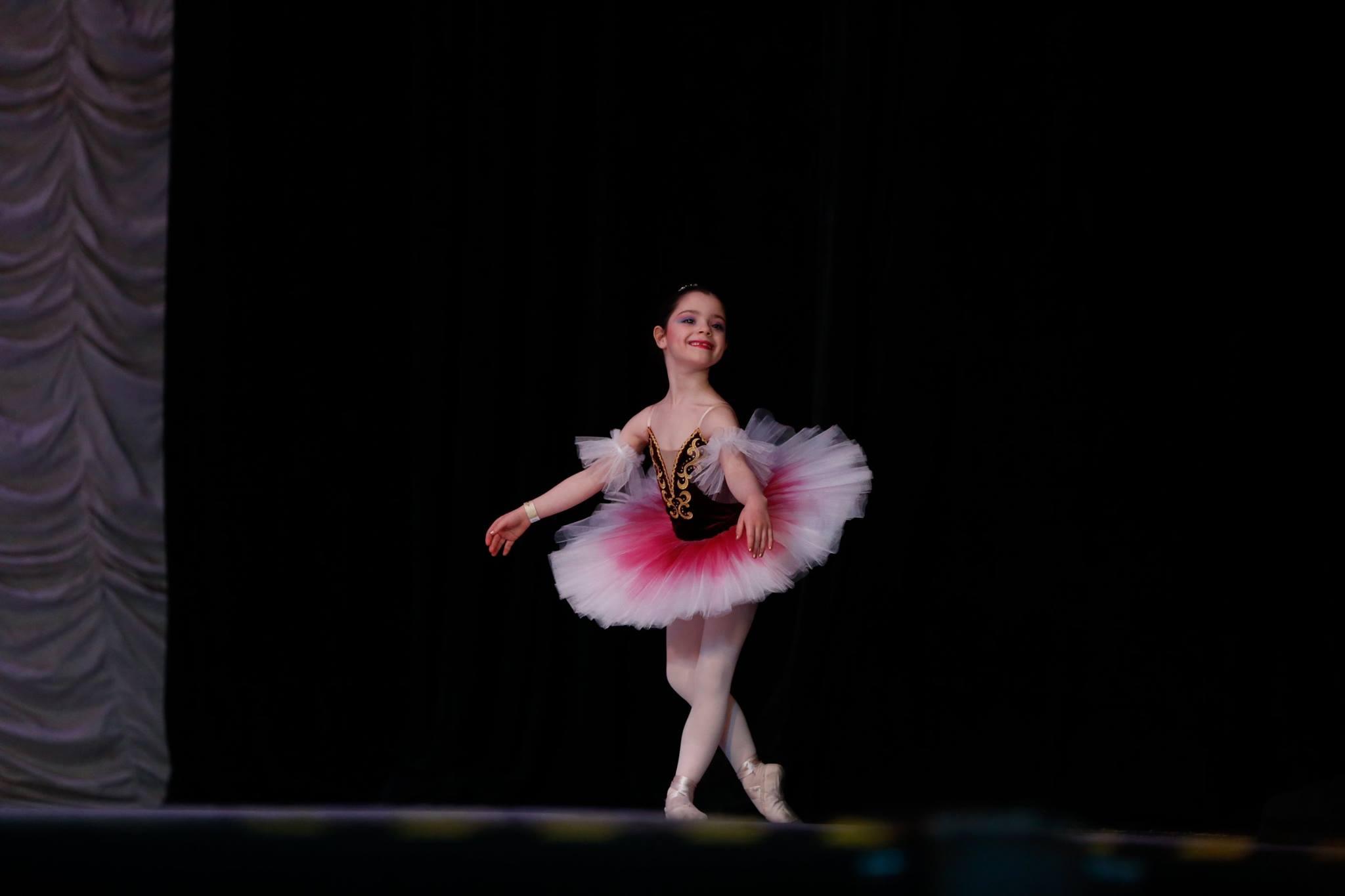 Подкрепа в професионалното развитието на талантливи деца - Яница Георгиева
